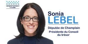 Sonia LeBel